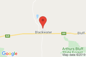 Location of Blackwater