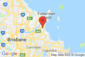 Location of Deception Bay