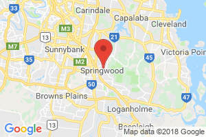 Location of Springwood